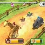 ...oder auf der Pferderennbahn...(Bild: Nintendo)