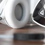 Klanglich überraschen die DNA-Kopfhörer - wir hätten mit einem durchdringenderen Bass gerechnet. (Bild: netzwelt)