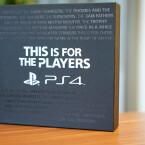Für die Spieler: Sony versorgte die Redaktion mit einem netten Spiele-Starter-Paket. (Bild: netzwelt)