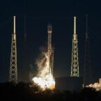 Zum ersten Mal seit vier Jahren ist wieder eine Rakete von SpaceX gestartet. (Bild: SpaceX)