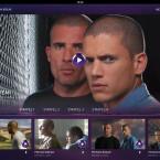 """Fans von """"Prison Break"""" finden auf snap die Staffeln eins bis vier. (Bild: netzwelt)"""