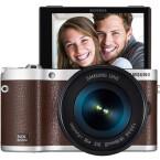 Der APS-C-Sensor der Systemkamera bietet eine Auflösung von 20 Megapixeln. (Bild: Samsung)