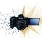 Die Fujifilm FinePix S1 besitzt einen 1/2,3 Zoll großen BSI-CMOS-Sensor mit einer Auflösung von 16 Megapixeln. (Bild: Fujifilm)