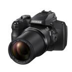 Das 50-fach-Zoombobjektiv ist mit einem optischen Bildstabilisator ausgestattet. Die Brennweite reicht von 25 bis 1200 Millimeter (Kleinbild). (Bild: Fujifilm)