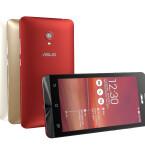 Auf den Markt kommen wird das ZenFone 6 in Schwarz, Weiß, Rot und Gold. (Bild: Asus)