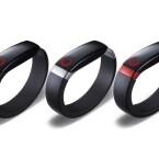 Das Armband gibt es in verschiedenen Farben. (Bild: LG)
