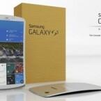 Das Galaxy S5-Konzept von Ashraf Amer mutet sehr futuristisch an... (Bild: Ashraf Amer/Concept-Phones)