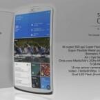 Das S5 bietet in seinem Konzept ein 5,25 Zoll großes 4K-Display. (Bild: Ashraf Amer/Concept-Phones)