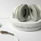 Den Audio Technica ATH-M50 gibt es auch in Schwarz. (Bild: H.-J. Kruppa)