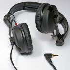 Verdrehbare Hörmuscheln für einseitiges Hören.(Bild: H.-J. Kruppa)