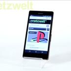 Für das im Februar 2013 erschienene Xperia Z von Sony zahlen die Plattformen durchschnittlich noch 214 Euro. (Bild: netzwelt)