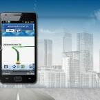 O2-Kunden können sich kostenlos die Navigations-App Telmap auf das Smartphone laden. Für Zusatzleistungen müssen sie jedoch bezahlen. (Bild: O2)