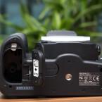 Der Akku hält über 1.000 Aufnahmen durch und ist 1.860 Milliampere stark. (Bild: netzwelt)