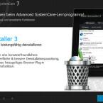 """Advanced SystemCare 7 Free enthält auch einen Uninstaller mit dem Sie mehrere Programme auf einmal deinstallieren können. Mit """"Weiter >"""" fahren Sie fort. (Bild: Screenshot)"""