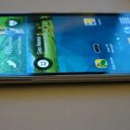 Das Galaxy S5 misst in der Tiefe 8,1 Millimeter. (Bild: netzwelt)