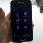 Das Galaxy S5 schaltet im Ultra Power Saving-Modus auf eine Schwarz-Weiß-Ansicht um. (Bild: netzwelt)
