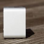 Beim Gehäuse kommt Aluminium großzügig zum Einsatz. (Bild: netzwelt)