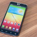 Der Bildschirm des LG G Pro Lite Dual misst in der Diagonale 5,5 Zoll. (Bild: netzwelt)