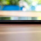 An der rechten Seite weist das G Pro Lite Dual den Einschalter auf. (Bild: netzwelt)