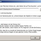 Ausschlussfilter spendiert Ocster nur reinen Datei-Backups. (Bild: Screenshot Backup Pro 8)