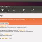 WINE finden Sie im Software-Center von Ubuntu. (Bild: Screenshot)