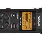Mobile Audiorecorder wie der Tascam DR-07 MKII eignen sich, um Geräusche für Videos aufzunehmen. (Bild: Tascam)