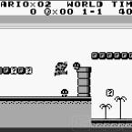 Obwohl das Spiel nicht von Mario-Mastermind Miyamoto entwickelt wurde, erfreute sich der Game Boy-Ableger Super Mario Land großer Beliebtheit. (Bild: gbdb.org)