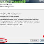 """Die vorgeschlagenen Einstellungen des Setup-Assistenten könnt ihr ohne Änderungen übernehmen. Hinter dem Button """"Erweitert"""" könnt ihr festlegen, ob Recuva für alle oder nur für den aktuellen Benutzer installiert werden soll. Startet die Installation mit einem Klick auf """"Installieren"""". (Bild: Screenshot)"""