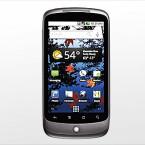 Das erste Nexus-Gerät stammt von HTC und wurde nur online verkauft. (Bild: Google)