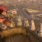 """Platz 4 - Fallout New Vegas: Obsidians Fallout: New Vegas eignet sich erstaunlich gut für die Virtual Reality. Nicht nur sind wir dadurch viel näher an der postapokalyptischen Spielwelt, auch das Spielprinzip eignet sich hervorragend für die Oculus Rift. Ihr seid bereits beim regulären Spiel in New Vegas versunken? Dann solltet ihr es mal """"wirklich"""" erleben! (Bild: Bethesda)"""