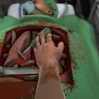 Platz 9 - Surgeon Simulator 2013: Der Surgeon Simulator 2013 ist Slapstick pur und funktioniert in der Virtual Reality hervorragend. Okay, der Mehrwert hält sich in Grenzen, da ich die meiste Zeit gebuckelt vor meinem Rechner sitze, um meinen Patienten (den armen Tropf!) im Auge zu behalten. Trotzdem macht das Schnippeln, Sägen und Hauen auch mit der Oculus Rift einen diebischen Spaß. (Bild: Bossa Studios)