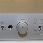 Dac Box RS: Ein Vorverstärker mit hochwertigen D/A-Wandlern und zusätzlicher Röhrenstufe für wählbare Klangcharakteristiken. (Bild: netzwelt)
