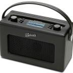 Roberts Revival iStream: Das Kofferradio hat es faustdick hinter den Knöpfen - ist mit UpnP netzwerkfähig, USB-Anschluss für viele Formate, empfängt UKW und DAB+. (Bild: Roberts)