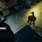 Per simplen Knopfdruck kann ich Geräte in der Spielwelt hacken. (Bild: Screenshot Ubisoft)
