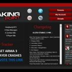 Herzstück von Breaking Point ist der Launcher. (Bild: Screenshot/netzwelt)