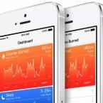 Apple steigt in den Fitness- und Gesundheitsmarkt ein: Die neue App Health versammelt Gesundheitsdaten, das Health Kit ist für Entwickler gedacht. (Bild: Apple)