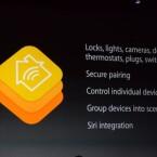 Mit dem iPhone das Licht ausschalten: Mit HomeKit steigt Apple in den Markt für Heimvernetzung ein. (Bild: TheVerge)