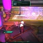 """Noch mehr klassische MMORPG-Maloche: Aktiviere jenes, sammle dieses und bringe es zu jenem. Noch mehr """"meh"""". (Bild: Screenshot NCSOFT)"""