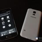 In Notsituationen können Nutzer des S5 mini offenbar wie beim Galaxy S5 den Ultra Power Saving-Modus aktivieren. (Bild: SamMobile)