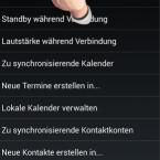 """Wenn Sie Ihr Android-Smartphone schnurlos per WLAN mit dem Desktop-Computer verbinden möchten, dann empfehlen wir Ihnen, aus Sicherheitsgründen ein Passwort für den Verbindungsaufbau festzulegen. So sichern Sie ab, dass kein Fremder auf Ihre Daten zugreifen kann. Tippen Sie auf """"WLAN-PIN"""", um diesen einzugeben. (Bild: Screenshot)"""