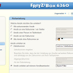 """Wechseln Sie nun zu """"Telefonie/Rufumleitung"""" und erstellen Sie eine neue Umleitung für """"Alle Anrufe ohne Rufnummer"""" auf dem eben eingerichteten Anrufbeantworter - fertig ist der Spam-Schutz.  (Bild: Screenshot Fritz!Box)"""