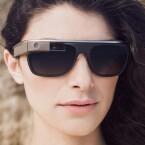 Geht es nach Google, tragen Glass-Nutzer die Datenbrille rund um die Uhr. (Bild: Google)