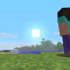 """Der große Klassiker der Early Access-Spiele: Minecraft von Entwickler Markus Persson und seinem Team von Mojang. Das ungewöhnliche """"Sandkasten""""-Spiel ist einer der Hauptverantwortlichen für den losgetretenen Trend. (Bild: Screenshot YouTube/Mojang)"""