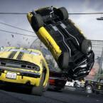 Hinter dem schnöden Namen Next Car Game steckt das anarchische Blechschlacht-Spektakel, das sich viele Spieler seit dem letzten Destruction Derby gewünscht haben. Das Ganze gibt es derzeit in der Early Access-Phase. (Bild: Steam/Bugbear Entertainment)