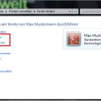 Der Administrator Ihres Computers kann Ihr Kennwort nicht einsehen, aber er kann es ändern oder entfernen, sodass Sie sich ohne Kennwort anmelden und ein neues Passwort eingeben können. Sind Sie der Administrator, ändern Sie das Kennwort über das Administratorkonto, wenn Sie das dazugehörige Passwort noch wissen. (Bild: Screenshot/Windows)