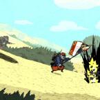 Kriegsschauplätze nutzt Valiant Hearts als Geschicklichkeitsprüfung. (Bild: Screenshot/Ubisoft)