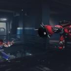 Für die PS4 im Juli: Strider. (Bild: Capcom)