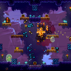 Für die PS4 im Juli: TowerFall Ascension. (Bild: Matt Makes Games)