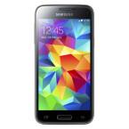 Das Galaxy S5 mini bietet einen Fingerabdruckscanner im Home-Button. (Bild: Samsung)