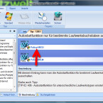 """Im rechten Teil des Programmfensters sehen Sie die beiden Registry-Schlüssel, mit denen Sie Autorun verwalten. Klicken Sie auf """"Policy-HKCU"""", wenn Sie die Autorun-Funktion nur für den aktuellen Benutzer konfigurieren möchten. Um die Funktion für den gesamten Computer zu konfigurieren, nutzen Sie den zweiten Schlüssel. (Bild: Screenshot/Registry System Wizard)"""